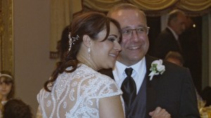 Annette and Patrick. Image from video.
