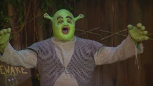 "theater production ""Shrek the Musical"""